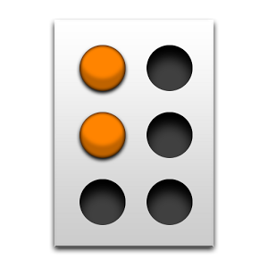 BrailleBack App Icon